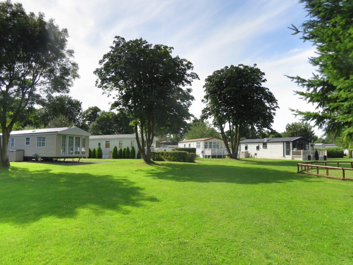 Fir Trees Caravan Park Photo
